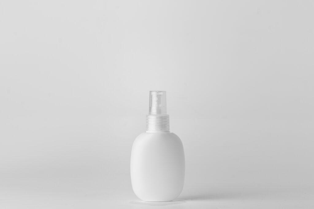 Butelka HDPE/PP 100 ml Lanwin