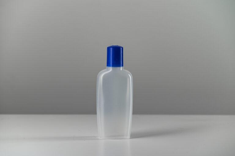 Butelka HDPE/PP 125 ml Daria