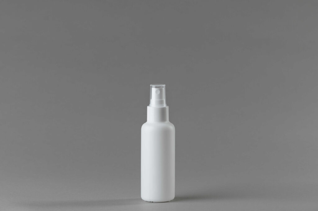 Butelka HDPE/PP 125 ml Ula